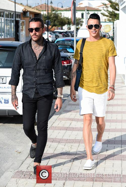 Bobby Norris and Peter Wick 5