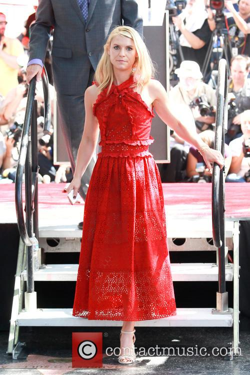 Claire Danes Hollywood Walk of Fame