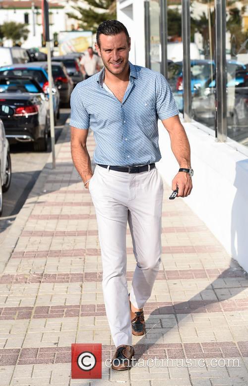 Elliott Wright arrives at his restaurant Olivia's La...