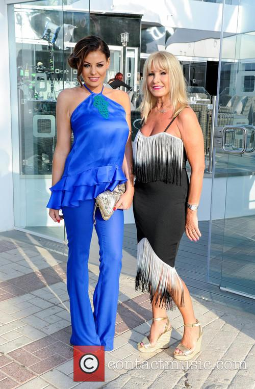 Jessica Wright and Carol Wright 7