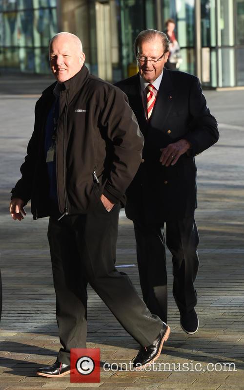 Sir Roger Moore 4