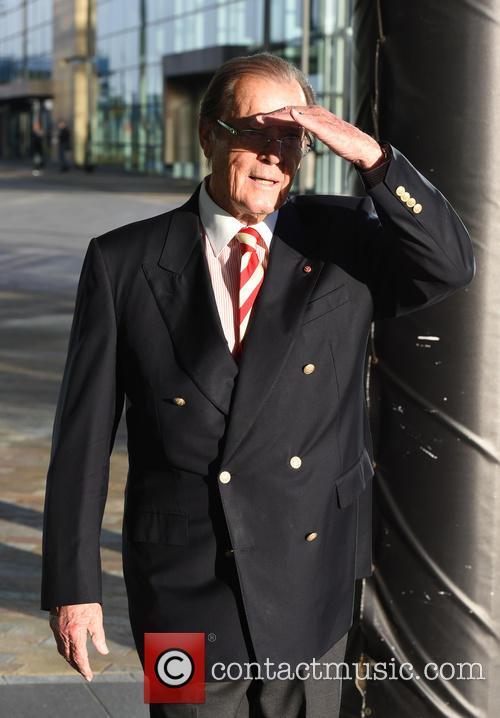 Sir Roger Moore 7