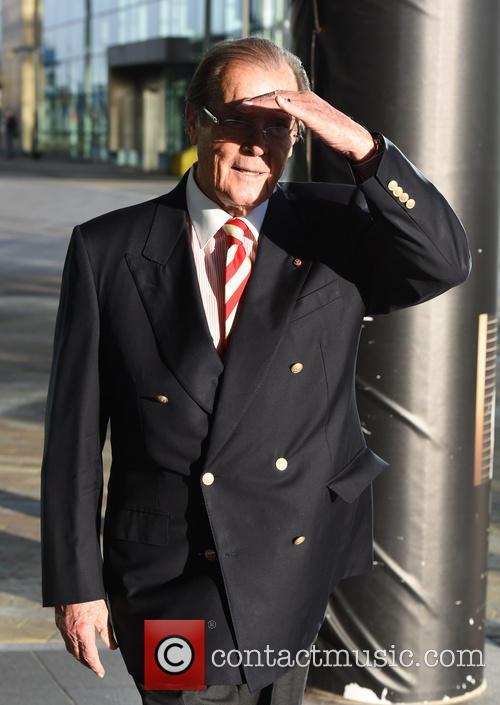 Sir Roger Moore 8