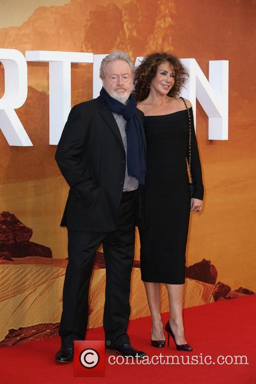 European premiere of 'The Martian'