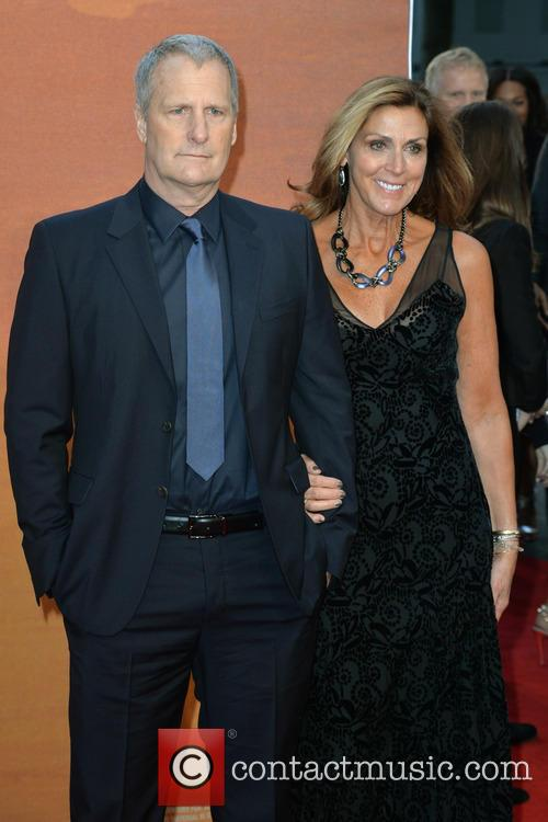 Jeff Daniels and Kathleen Rosemary Treado