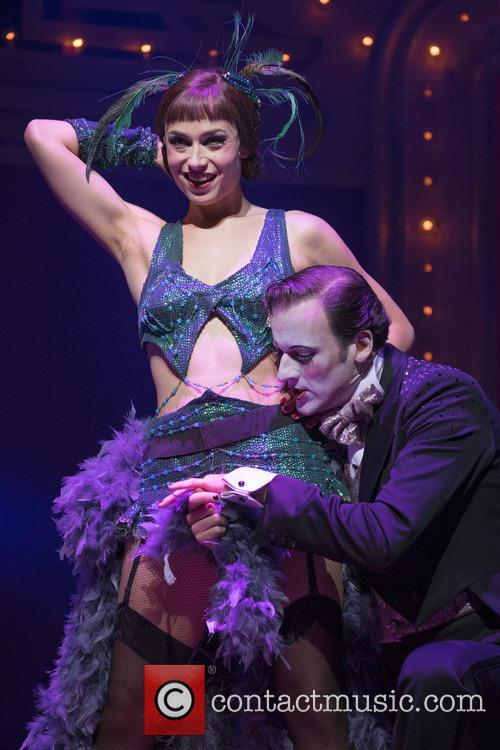 Cabaret and Performer 9