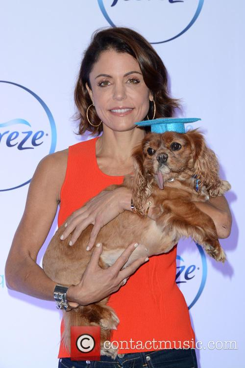 Bethenny Frankel and Toast 1