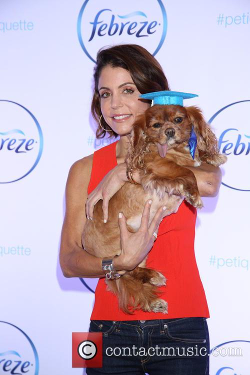Bethenny Frankel and Toast 2