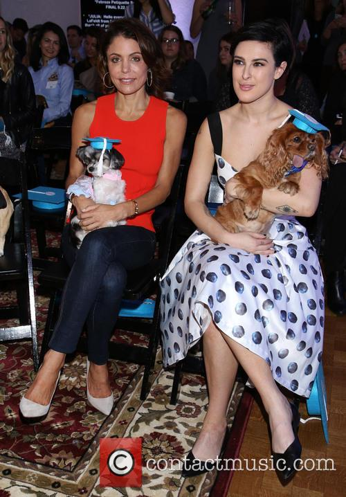 Bethenny Frankel, Tinkerbelle, Rumer Willis and Toast 3