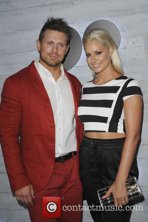 Michael Mizanin and Maryse Ouellet