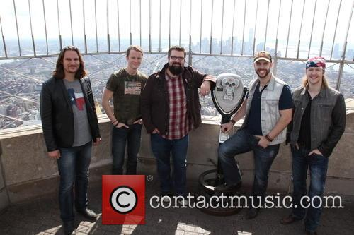Home Free, Tim Foust, Austin Brown, Rob Lundquist, Chris Rupp and Adam Rupp 2