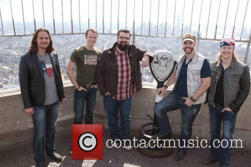 Home Free, Tim Foust, Austin Brown, Rob Lundquist, Chris Rupp and Adam Rupp 3