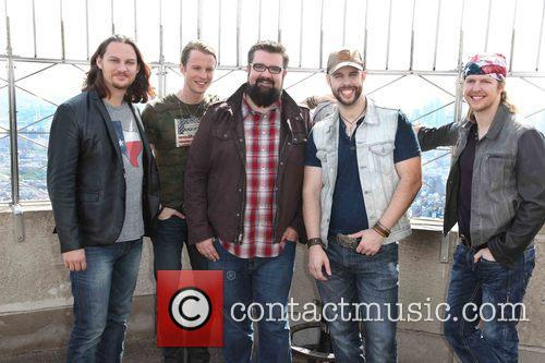 Home Free, Tim Foust, Austin Brown, Rob Lundquist, Chris Rupp and Adam Rupp 4