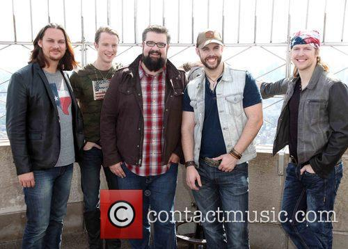 Home Free, Tim Foust, Austin Brown, Rob Lundquist, Chris Rupp and Adam Rupp 5