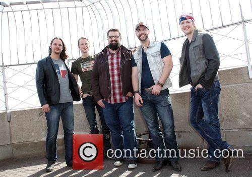 Home Free, Tim Foust, Austin Brown, Rob Lundquist, Chris Rupp and Adam Rupp 6