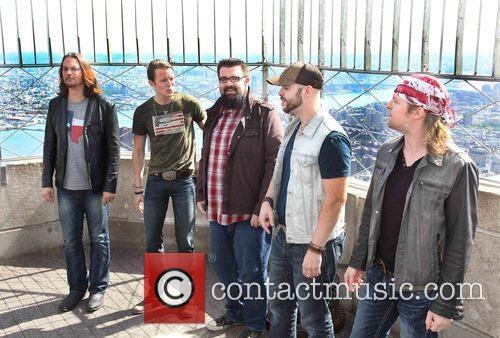 Home Free, Tim Foust, Austin Brown, Rob Lundquist, Chris Rupp and Adam Rupp 7