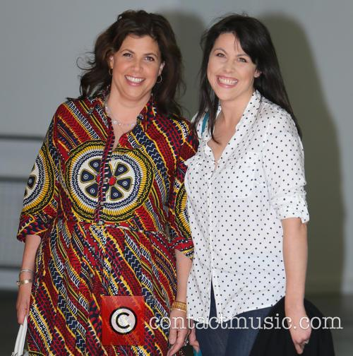 Kirstie Allsopp and Sofie Allsopp 2