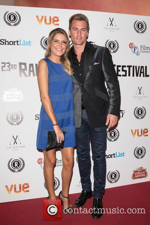Gemma Oaten and Matt Evers 1