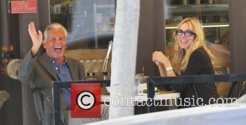 George Hamilton and Alana Stewart 4
