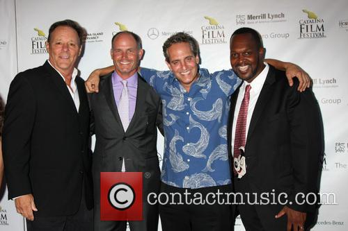Chris Mulkey, James Miller, Adam Collis and Adam Robinson