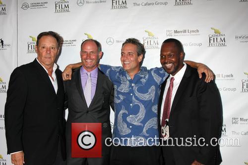 Chris Mulkey, James Miller, Adam Collis and Adam Robinson 1