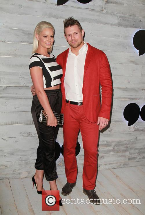 Maryse Ouellet and Michael Mizanin 1