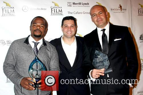 F. Gary Gray, Ron Truppa and Billy Zane 1