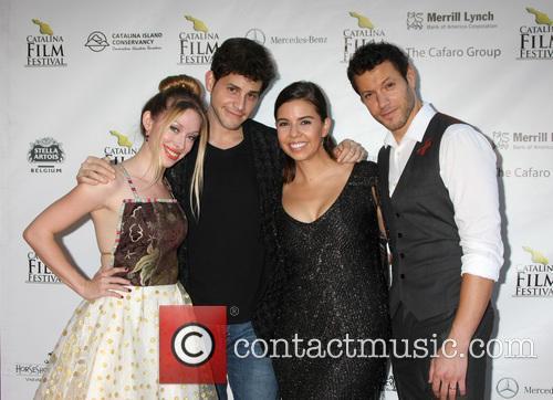 Megan Lee Joy, David Blue, Jessica Sherif and Dove Meir 1