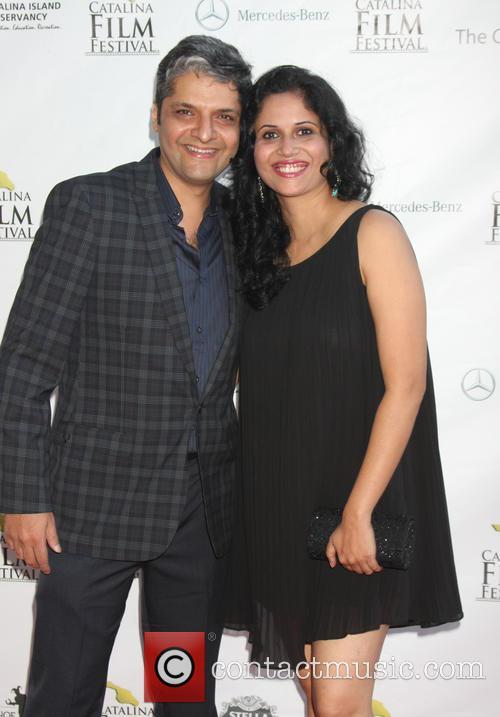 Sumesh Lekh and Rashmi Lekhi 1