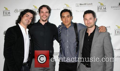 Michael J Marasco, Eric Jordan Baker, Keahu Kahuanui and Quinn P Smith 2