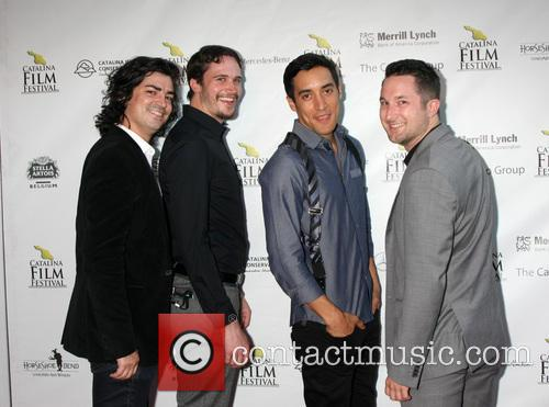 Michael J Marasco, Eric Jordan Baker, Keahu Kahuanui and Quinn P Smith 1