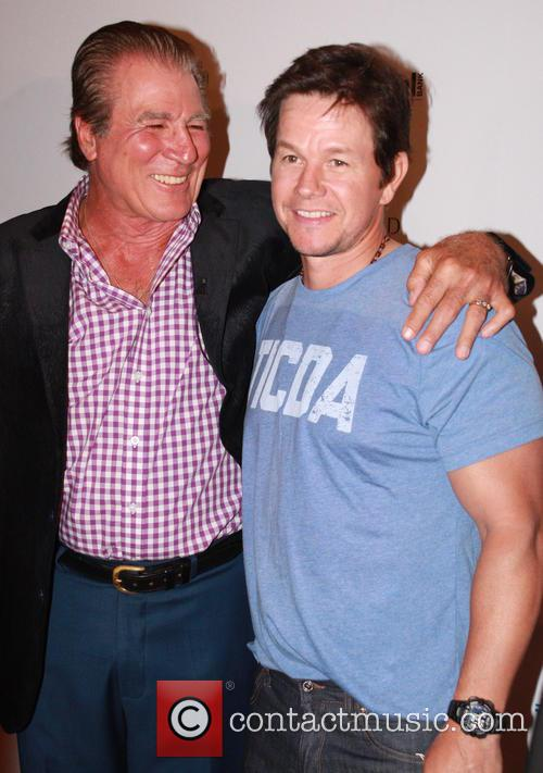Mark Wahlberg and Vince Papale 2