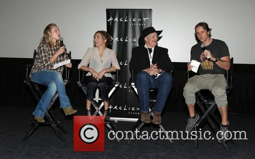 Kristen Bell, Amy Berg, Sam Brower and Dax Shepard 2