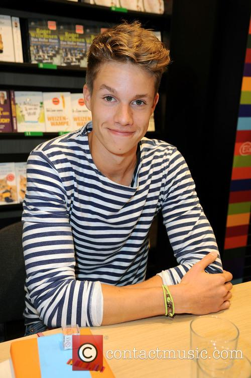 Concrafter and Luca Reimann 8