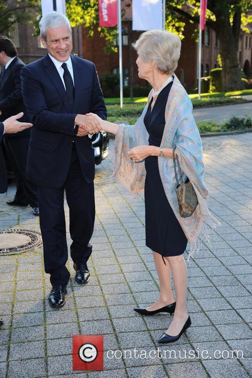 Boris Tadic and Friede Springer 2