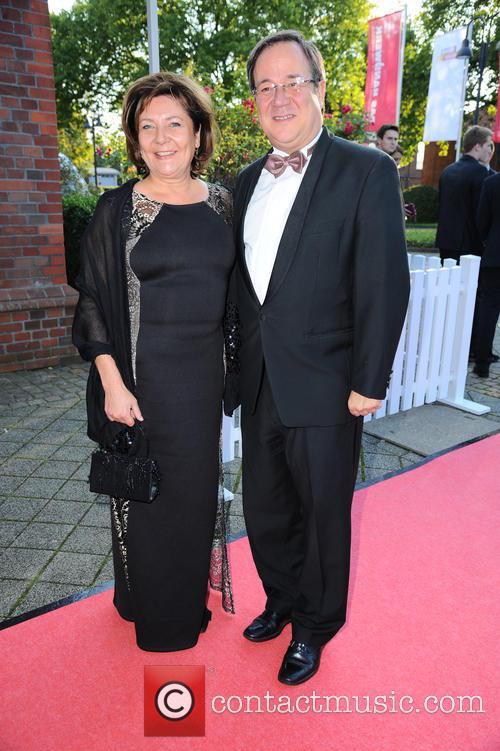 Susanne Laschet and Dr. Armin Laschet 2