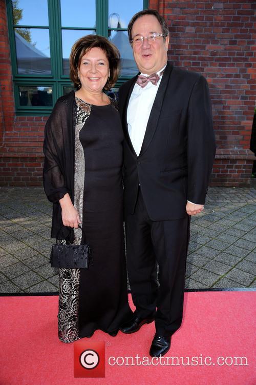 Susanne Laschet and Dr. Armin Laschet 3