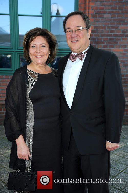 Susanne Laschet and Dr. Armin Laschet 1