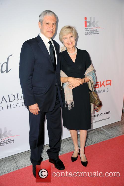 Boris Tadic and Friede Springer 1