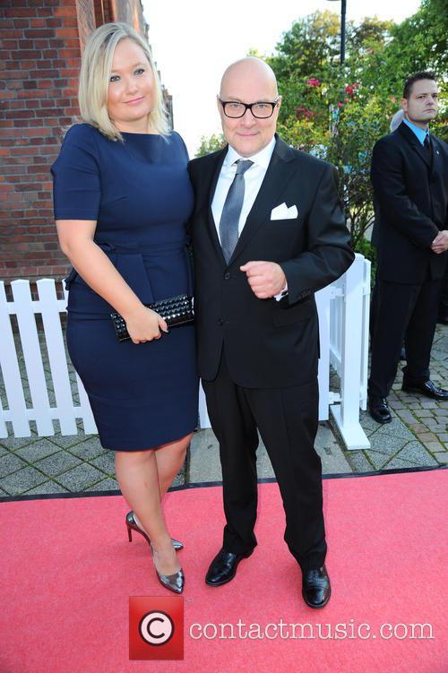 Cindy Traute and Thomas Koschwitz 2