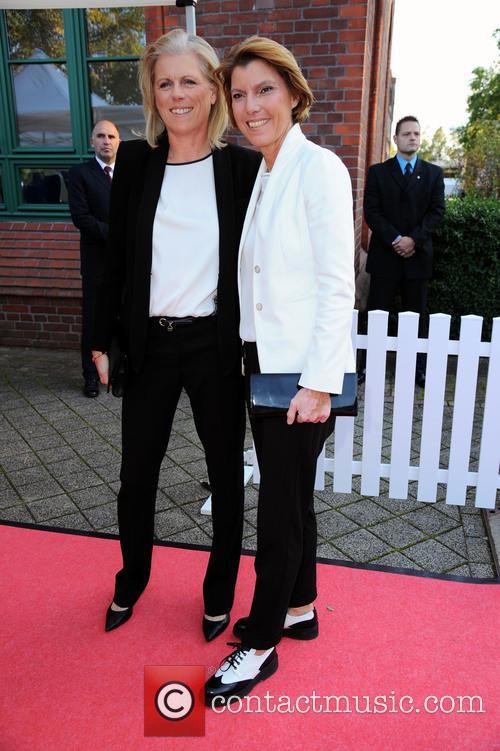 Her Girlfriend and Bettina Boettinger 1