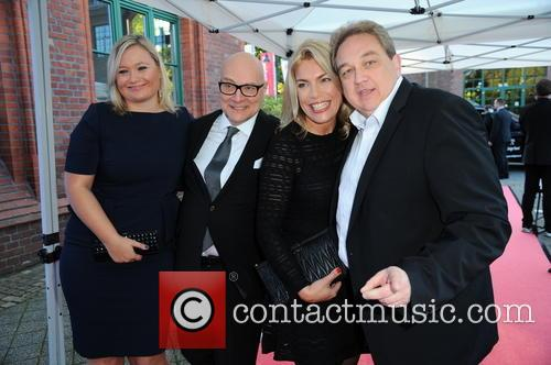 Cindy Traute, Thomas Koschwitz, Connie Kalkofe and Oliver Kalkofe 1
