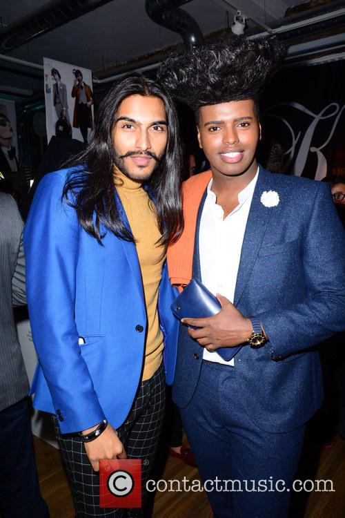 Rahi Chadda and Prince Cassius 2