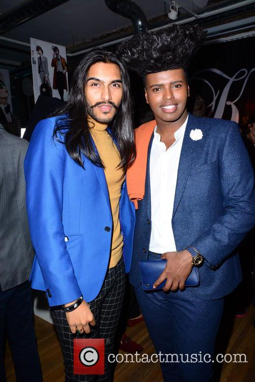 Rahi Chadda and Prince Cassius 3