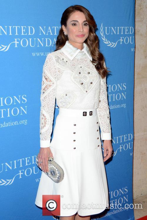 Queen Rania Of Jordan 3