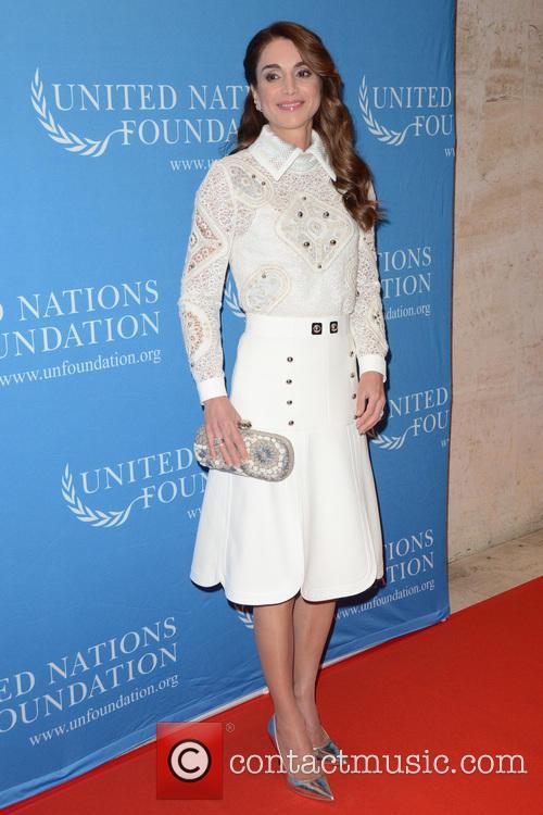 Queen Rania Of Jordan 5