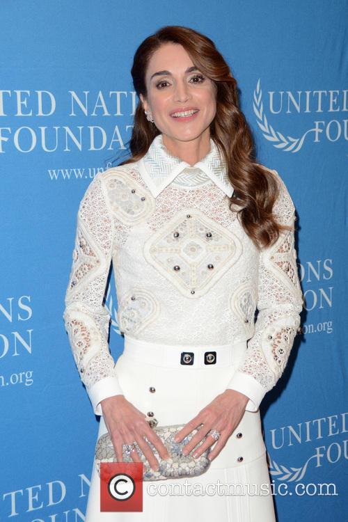 Queen Rania Of Jordan 1