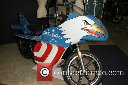 Evil Knievel's Stratocycle 2