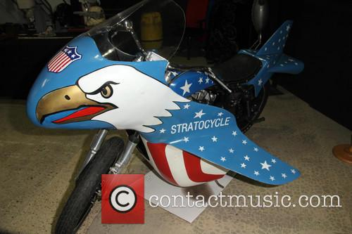 Evil Knievel's Stratocycle 1