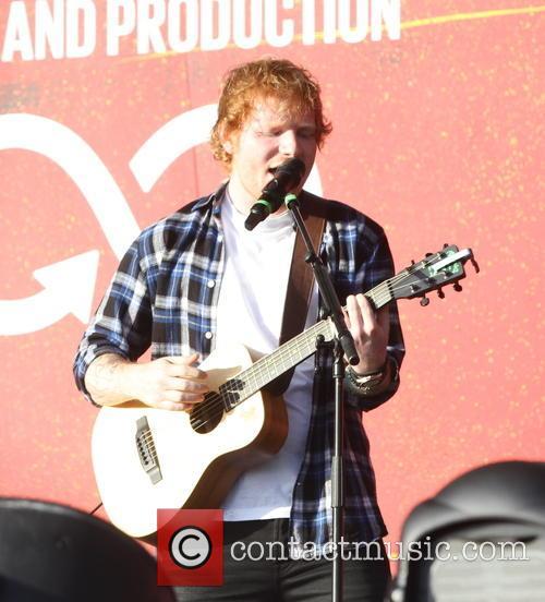 Ed Sheeran And Ruby Rose To Present Mtv Emas 2015